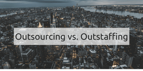 Outsourcing VS Outstaffing