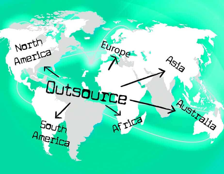 Outsourcing provider cheating