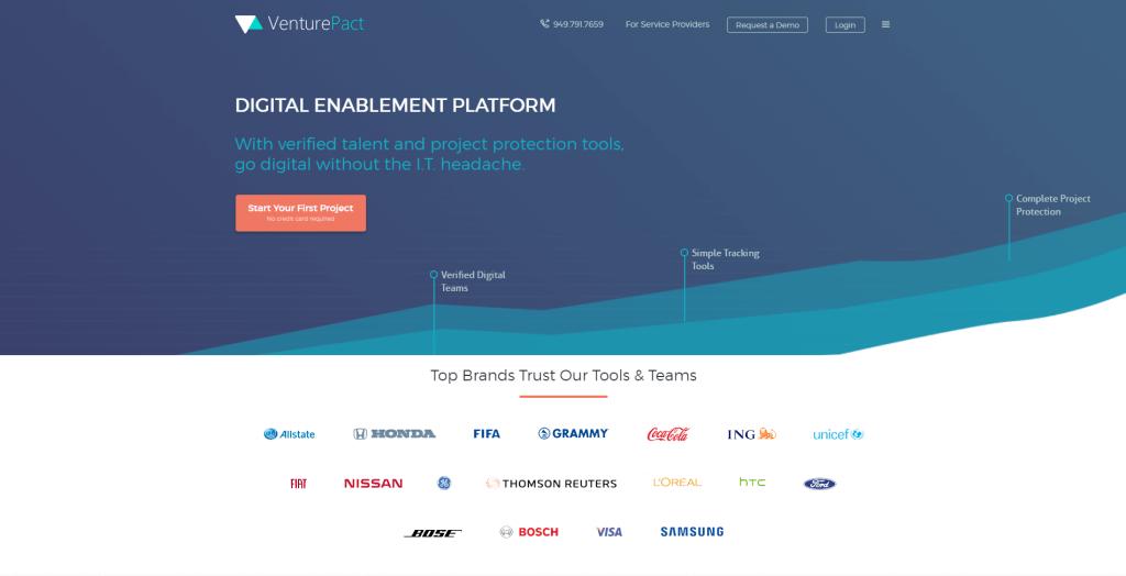 VenturePact vs Clutch.co