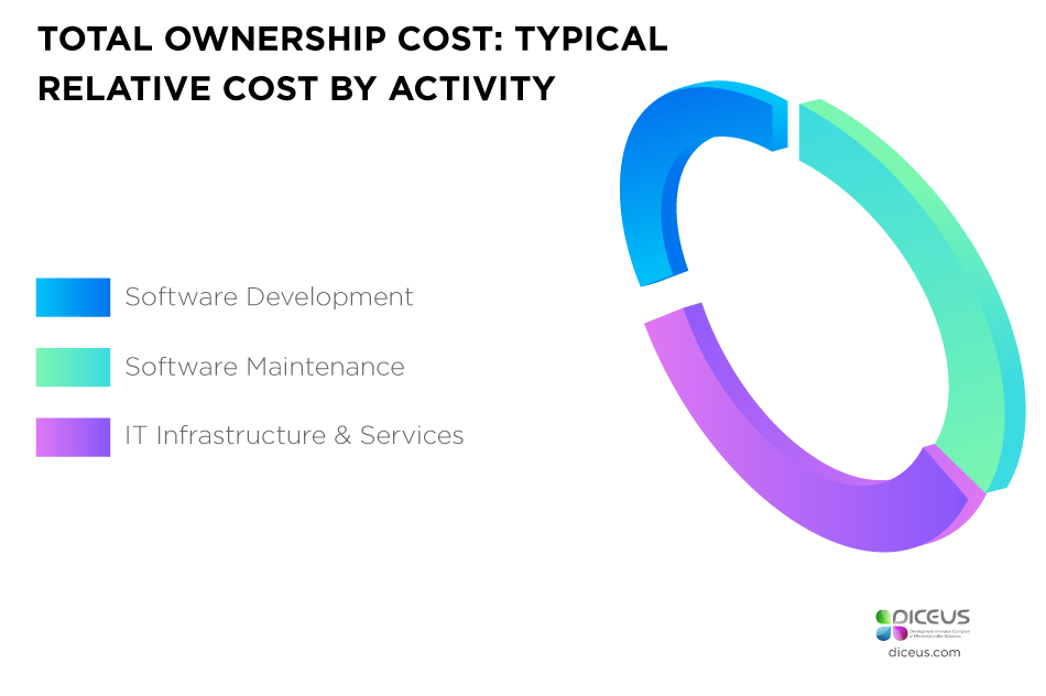 what is software cost