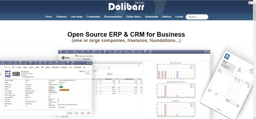 top 5 open source erp