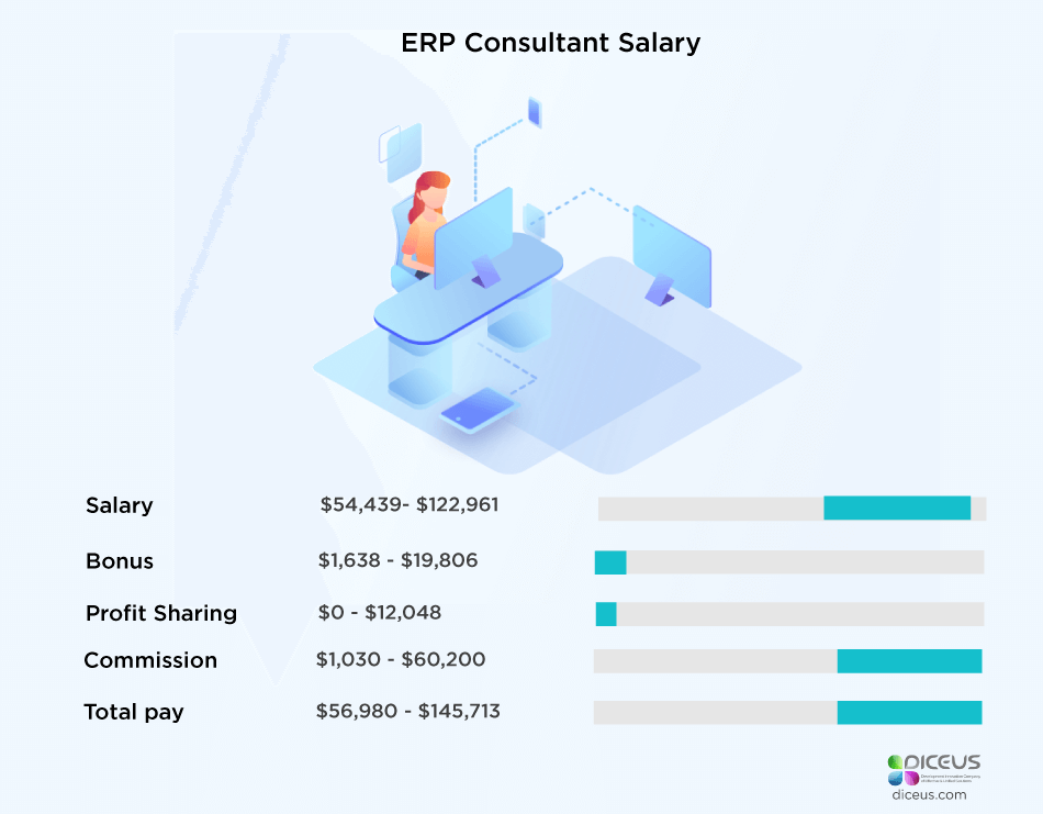ERP consulting rates