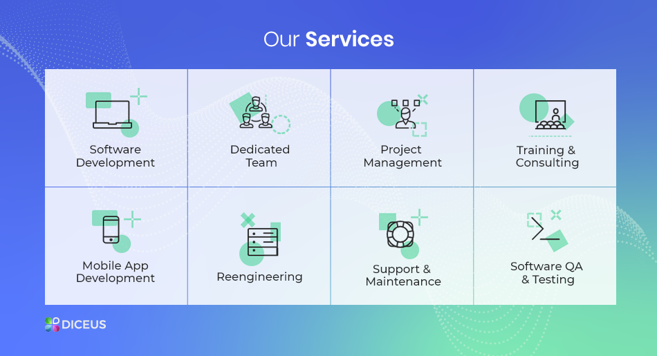 Hire offshore developers - Services