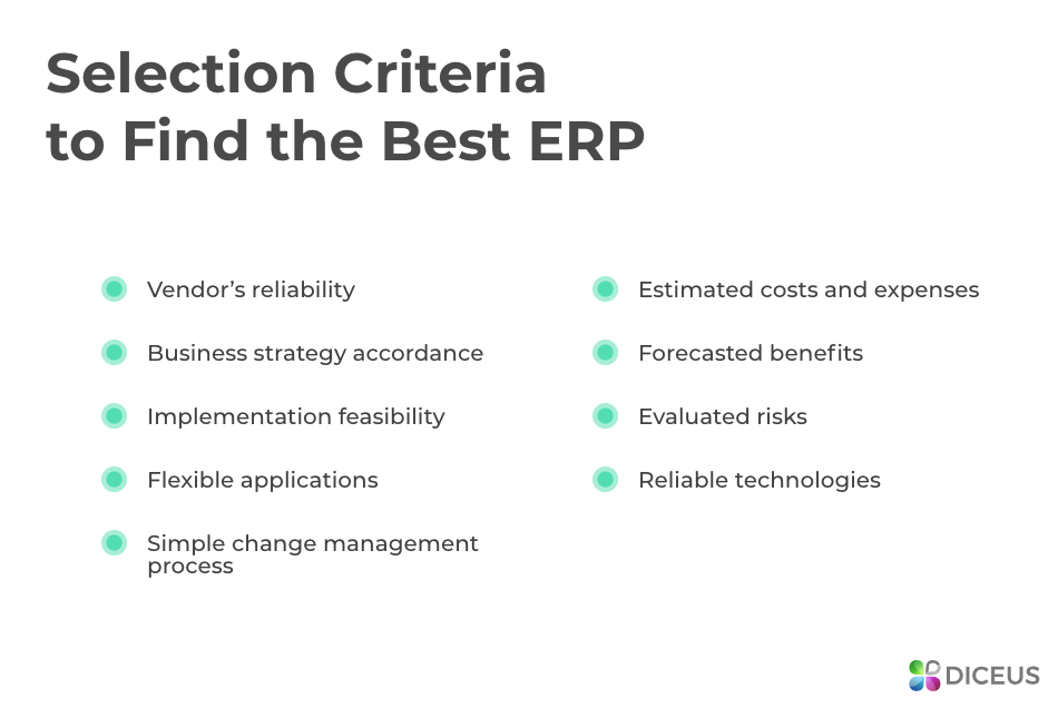 How to choose top ERP solution providers in Dubai