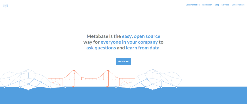 metabase dashboard software