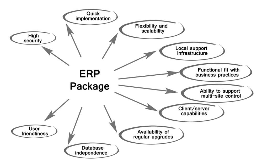 ERP and cloud