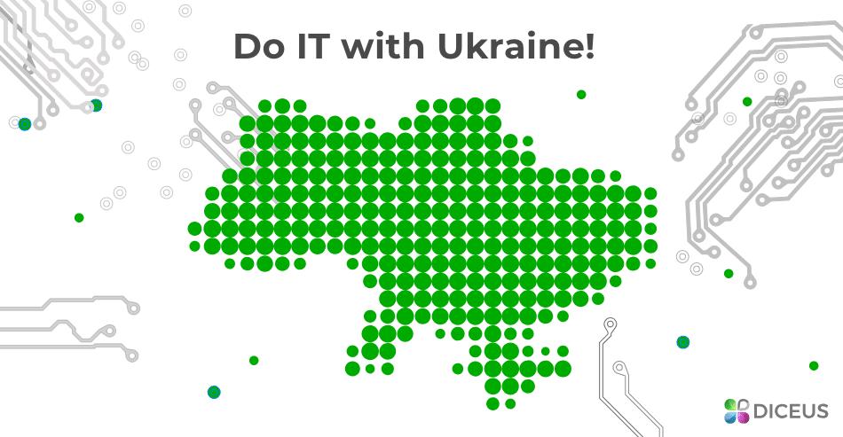 Do IT with Ukraine | Diceus