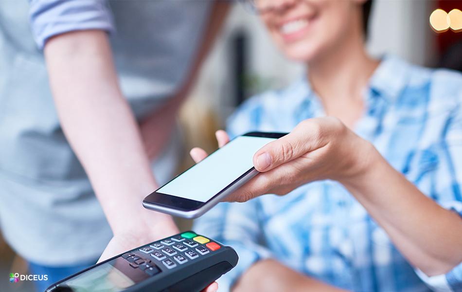 Mobile banking | Diceus