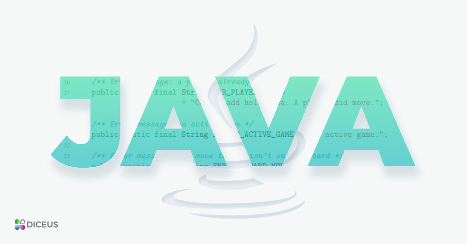Java for banking software development