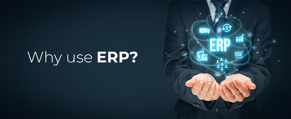 Why choose ERP for your business? | Diceus