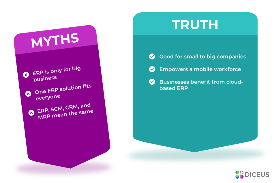 Truth and myths about accounting software | Diceus