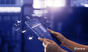 Mobile centric banking | Diceus
