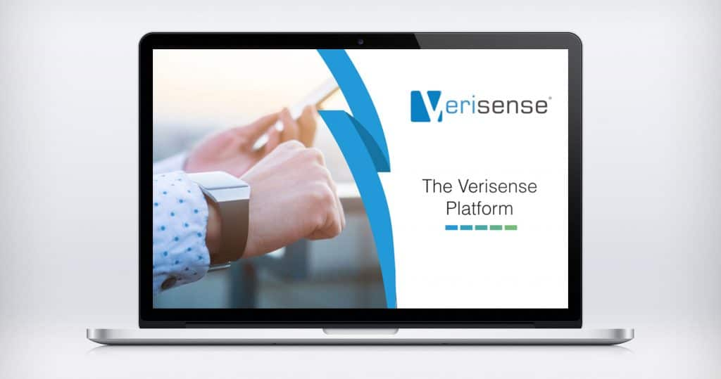 The Verisense Platform - Remote Monitoring Software for Clinical Trials
