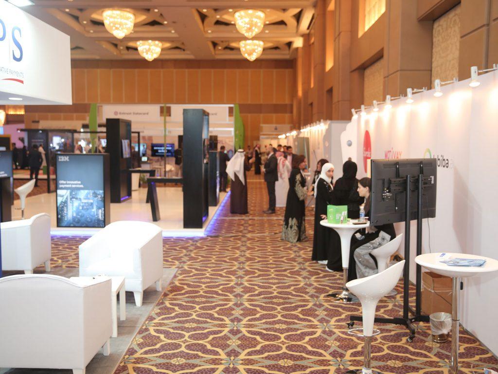 Saudi Arabia MEFTECH event in 2019