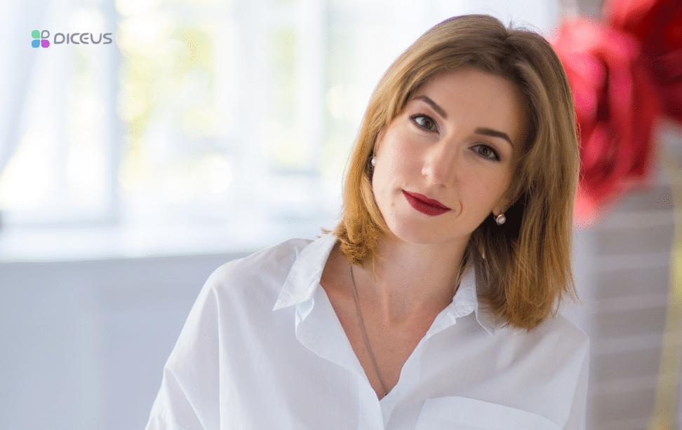 Daria Nechyporenko, Diceus Project Manager