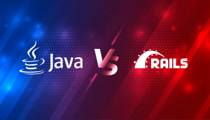 Java vs RoR | Diceus Technology Stack