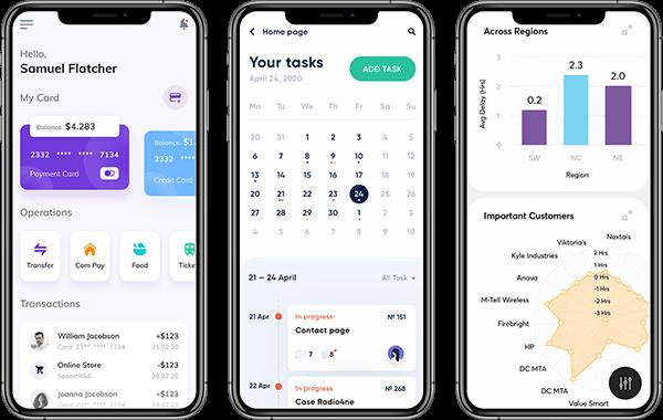 enterprise mobile application examples
