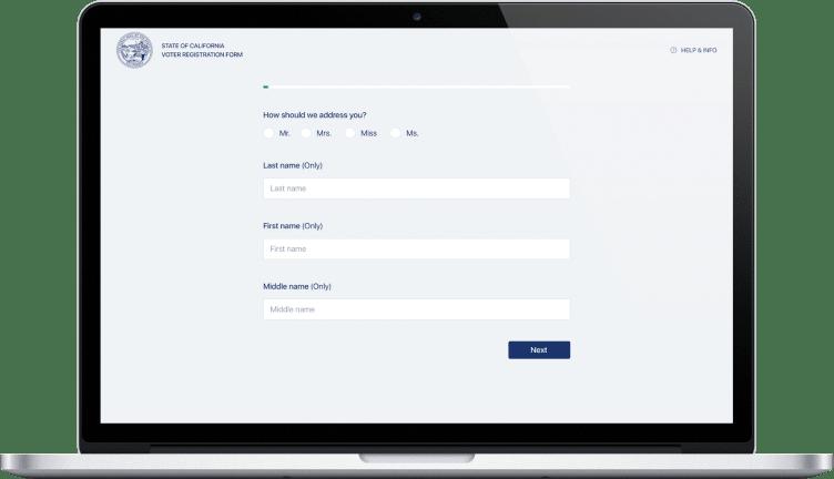 blockchain voting app solution
