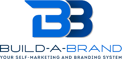 build a brand marketing and brending software logo