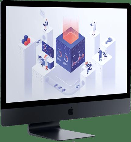 data aggregation hub for traesury key