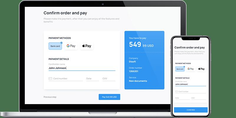 ecommerce payment gateway project
