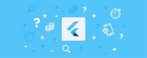 Flutter app development cost