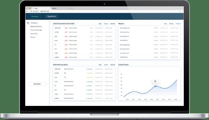 hcm data management system solution
