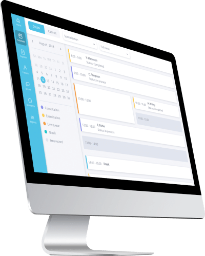 health system solution for restart consulting key