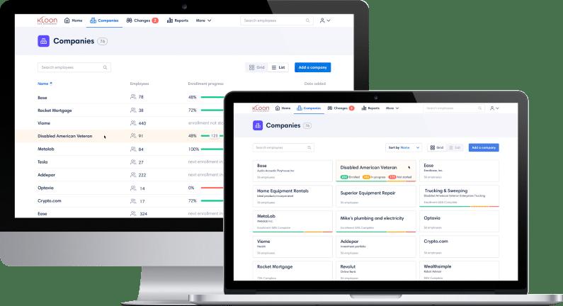 kloonrisk an insurance broker solution for kloud soft project