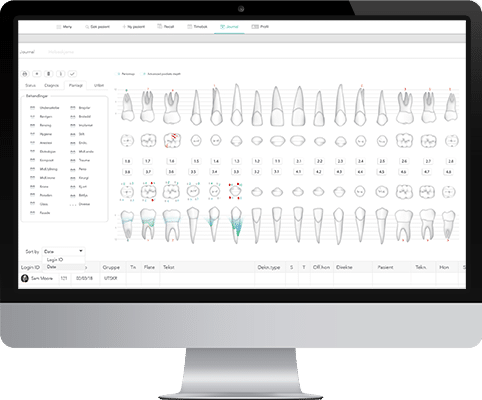 net application for dental industry key