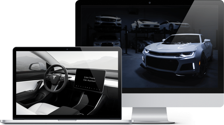 online car auction system project overview