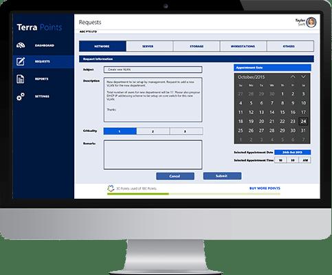terra point cloud based web solution for terrabit key
