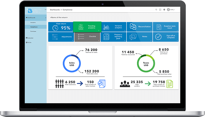 vat saas app for accountng project
