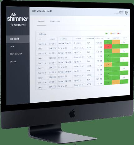 verisense wearable sensing platform by shimmer key feature