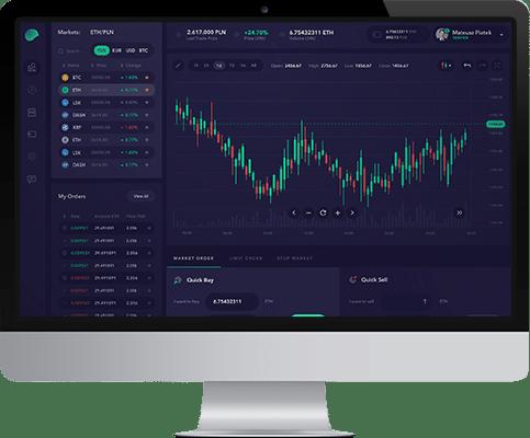 web based binary option platform on cryptocurrencies key future
