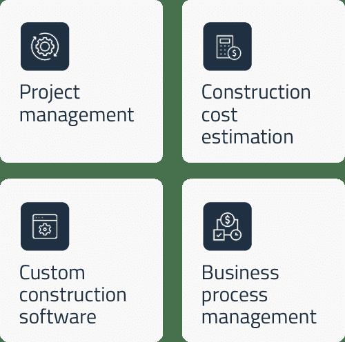 consruction software development 1