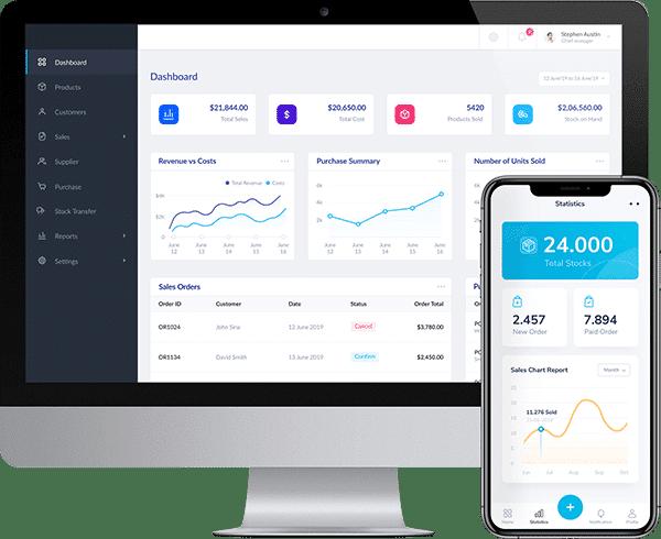e commerce website design 2