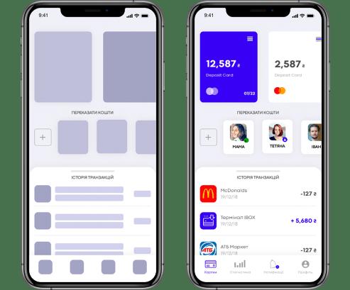 mobile banking app development services